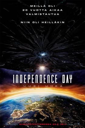 Independence Day: Uusi uhka | Suojan Elokuvat