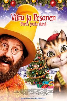 Viiru ja Pesonen - Paras joulu ikinä | Suojan Elokuvat