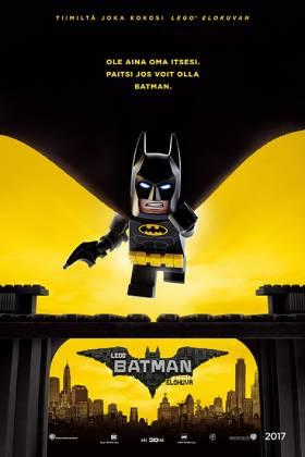 Lego Batman | Suojan Elokuvat