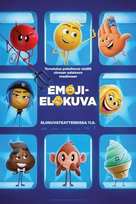 Emoji-elokuva | Suojan Elokuvat