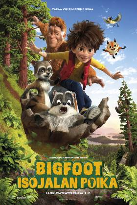 Bigfoot - Isojalan poika | Suojan Elokuvat