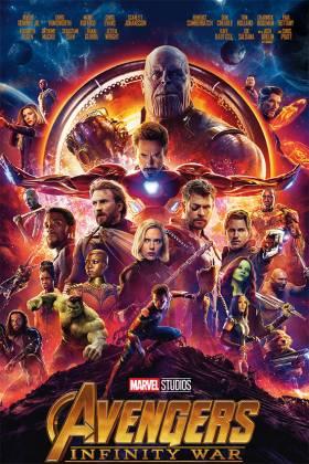 Avengers: Infinity War | Suojan Elokuvat